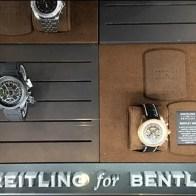 Breitling Bentley Wrist Watch Museum Case