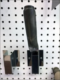 Bricklayers Jointer Deep Holster for Pegboard