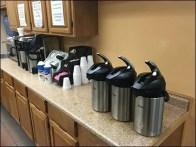 Complimentary Coffee Kitchen Setup 2
