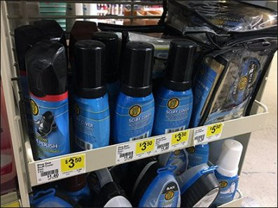 Dollar General Shoe Care Center PowerWing 3