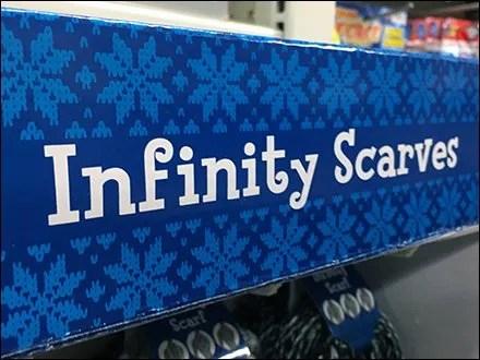 Infinity Scarves PowerWing PrePack