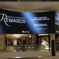 Mall at Short Hills Concourse Video Billboard 17