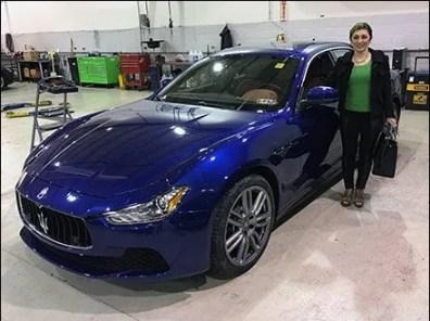 Maserati Care For The Customer