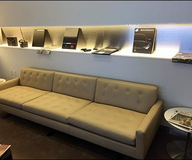 Maserati Waiting Room 2