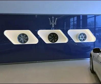 Maserati Custom Wheel Personalizzazione