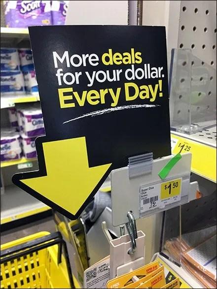 Super Glue Strip Merchandiser Deals Every Day Downarrow Category Definition