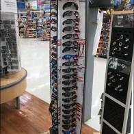Piranha Sunglass Tall Spinner Merchandiser