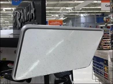 Piranha Sunglass Spinner Mirror 3