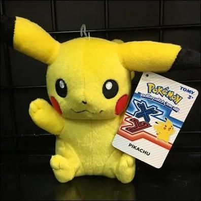 Pokemon Pikachu Plush Front2