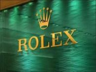 Rolex Wall Backdrop 3