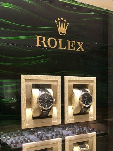 Shop Rolex Without Setting Foot In the Store