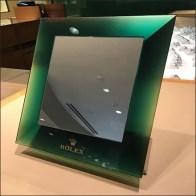 Rolex Mirror Branding at Multiple Levels