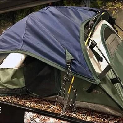 Shelf-Edge Camping Tent Miniatures 3