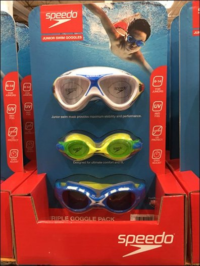How To Mass Merchandise Swim Accessories