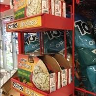 Tostitos Dip-etizer Side-Saddle Snack Rack