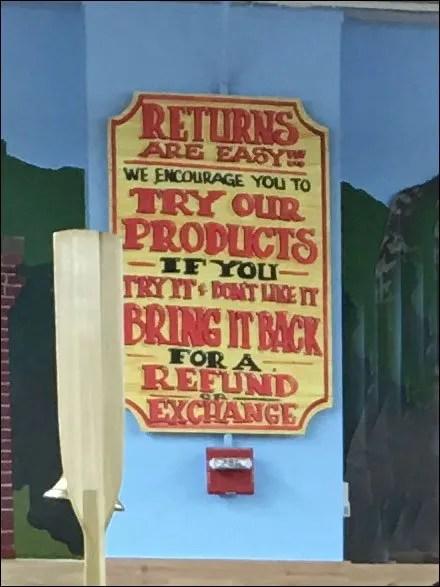 Home-Grown Return Policies At Trader Joes