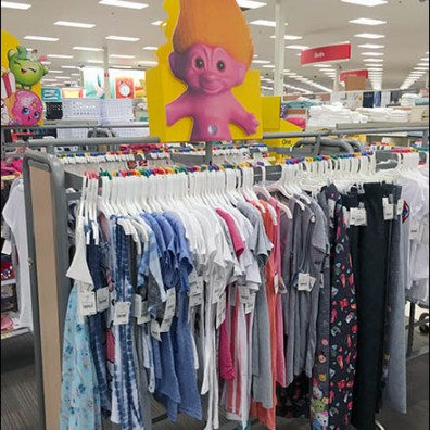 Troll Dolls Displays Never Go Out Of Style