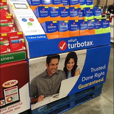 TurboTax Mass Merchandised Early