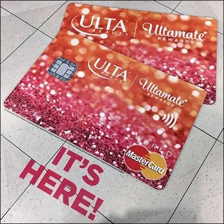 Ulta Beauty Retail Fixtures