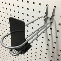 Auto Feed Loop Hook Pegboard Tray 3