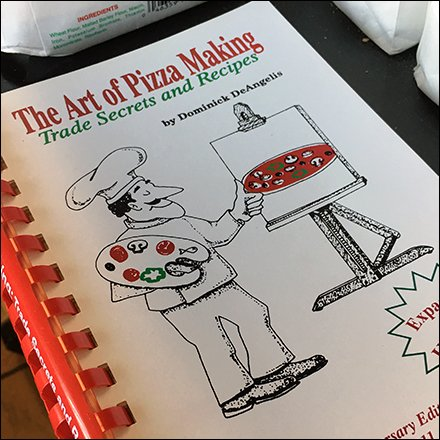 Dominick's Art Of Pizza Making Instruction
