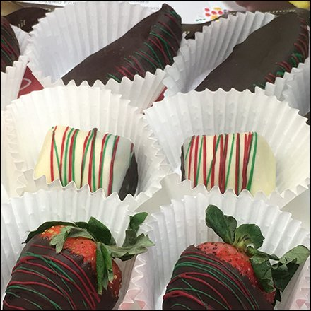Edible Arrangements Offers Free Samples