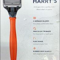 Harry's Razor Features and Benefits