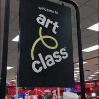 Headed For Art Class Via Runway 3