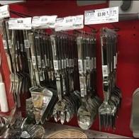 Main Source Cutlery & Utensil Pegboard 3