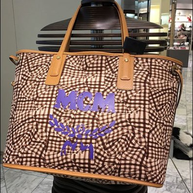 Nordstrom MCM Bag Layup Manequinn 3