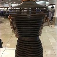 Nordstrom MCM Bag Layup Mannequin 1