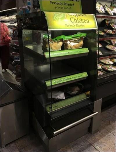 Organic Chicken Proofing Cabinet 2