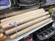 INDEX: Rolling Pin Merchandising Display