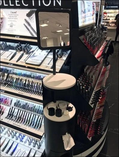 Sephora Circular Cosmetics Makeup Station 2