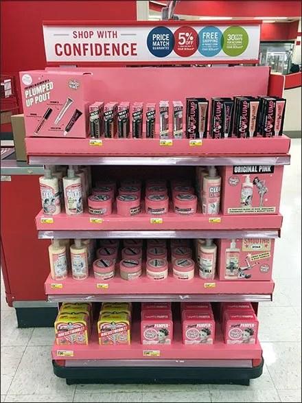 Mother Pucker Sexy Pink Endcap Display