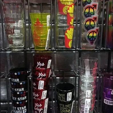 Shot Glass Merchandising Racks 3