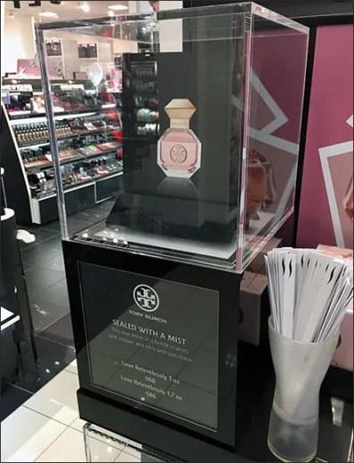 Tory Burch Perfume Museum Case 3