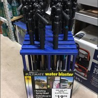 Ultimate Floor Rack for Ultimate Waterblaster