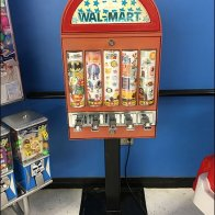 Walmart Tattoo Gumball Machine 3