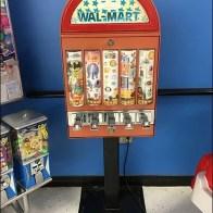 Walmart Tattoo Gumball Machine 3