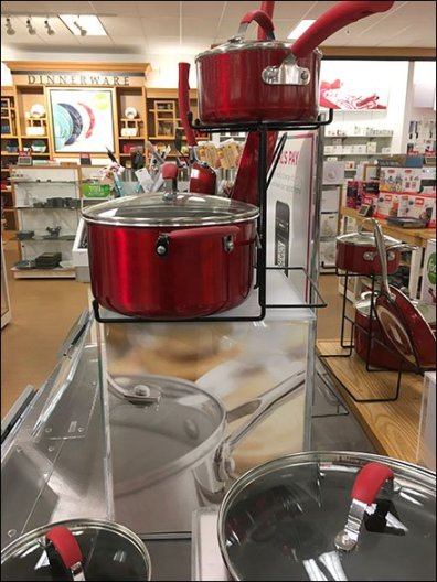 Cookware Pedestal Open Wire Rack 2