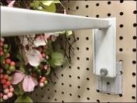 Floral Wreath Far Forward Sign Holder Arm 3