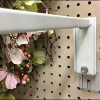Floral Wreath Far Forward Sign Holder Arm 3