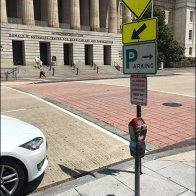 Handicapped Height Parking Meter 3