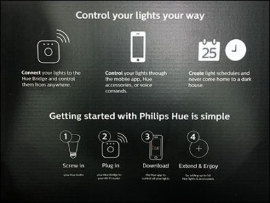 Hue Lighting Features and Benefits Icons 2