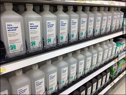 Isopropyl Alcohol Category Management