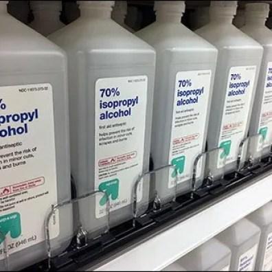 Isopropyl Alcohol Category Management 2