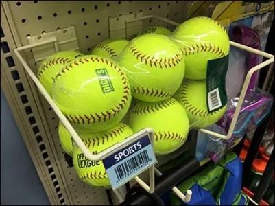 Literature Holder Frame Holder Baseball Rack 2