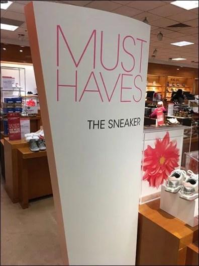 Macys Must Haves Spring Sneakers Display 2