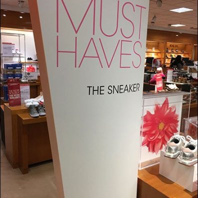 Macys Must Haves Spring Sneakers Display 2